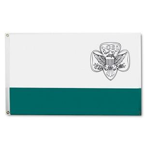 GS heritage troop flag